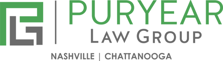 Puryear Law Group: Nashville | Chattanooga logo